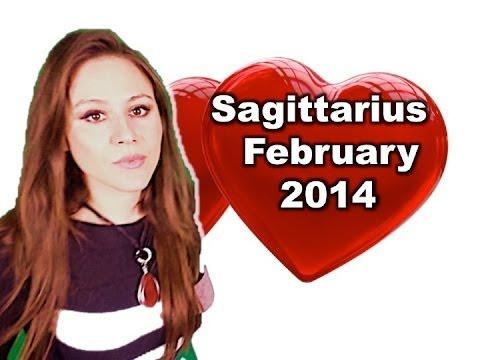 Sagittarius February 2014 Horoscope from astrolada.com