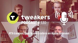Tweakers Podcast #130 - RTX-testen, Star Wars-trailers en Apple-troeven