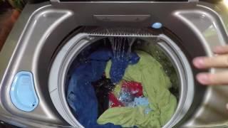 Washing Machine LG 18 Kg - Washing Towels - Overload