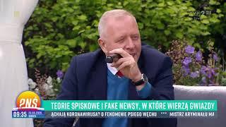 jeden z autorytetow medialnych dr Michał Sutkowski