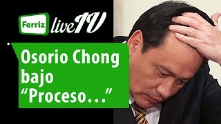 """Osorio Chong bajo """"Proceso…"""" La revista puede acabar con él"""