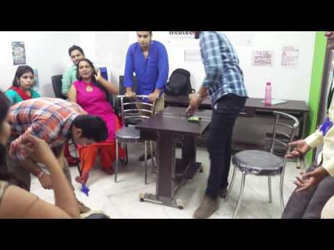 Funny Game Youtube Video in Office Party| Best Office Party Games