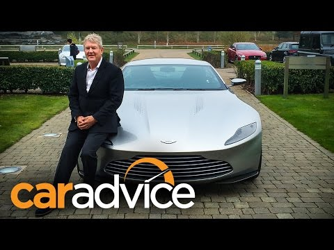 Aston Martin DB10 – James Bond Spectre – first drive and review
