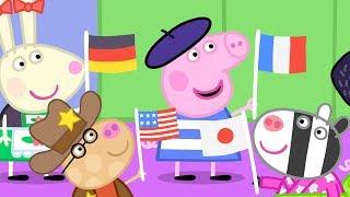 Peppa Pig Français 🎩Les déguisements 👟Dessin Animé Pour Enfant