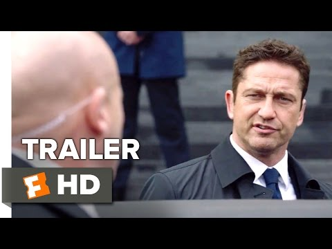 London Has Fallen TRAILER 2 (2016) - Charlotte Riley, Gerard Butler Movie HD