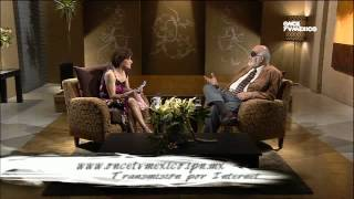 Conversando con Cristina Pacheco - Carlos Mijares Bracho
