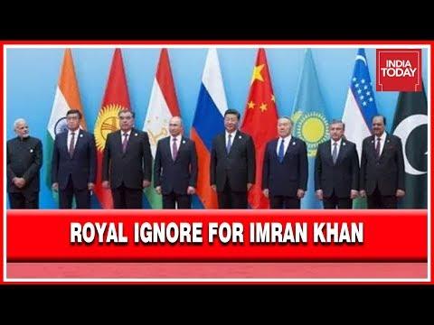 PM Modi Makes Royal Ignorance At Pak PM Imran Khan At SCO Summit