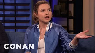 Taylor Tomlinson Has Gotten A Lot Of Bad Relationship Advice - CONAN On TBS