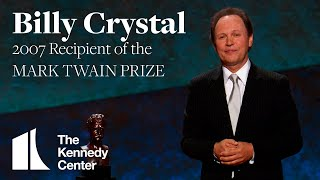 Billy Crystal Acceptance Speech | 2007 Mark Twain Prize