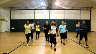 Lose Control- Daddy Yankee Warm Up-Dance Fitness