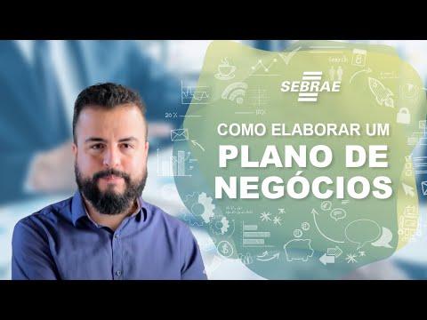 , title : 'Como elaborar um PLANO DE NEGÓCIOS  - Construa um modelo de negócio com o Sebrae!'