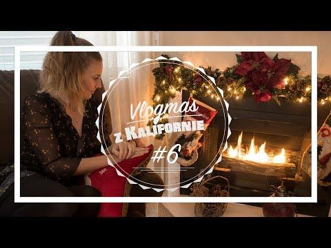 VLOGMAS z KALIFORNIE #6 | Štědrý den v Costa Mesa & jak tu slavíme Vánoce
