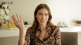 Fashion Wisdom With Alexa Chung