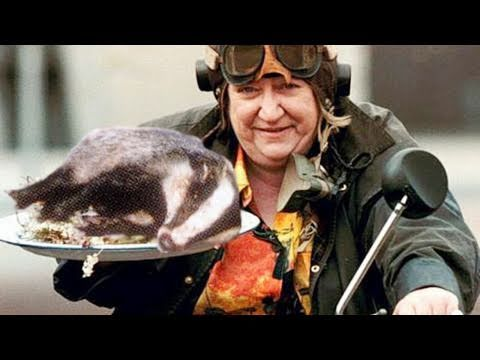 Fieldsports Britain – Clarissa Dickson-Wright on what she would like to do to a badger