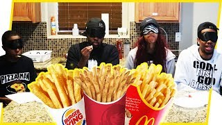 THE GUESS THAT FRY CHALLENGE!! | #Mav3riqFam