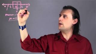 How to Determine the Mean When Only Given the Box & Whisker Plots : Physics & Calculus Lessons