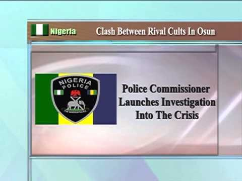 Clash Between Rival  Group In  Osun state