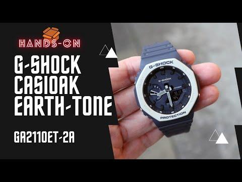 Casio G-Shock Watch GA2110ET-2A