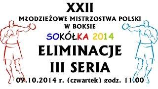 preview picture of video 'XXII MMP Sokółka 2014: eliminacje III seria'