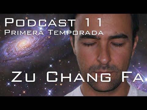 Podcast 11 - ZU CHANG FA  - Eduardo Osegueda / ZhiNeng QiGong