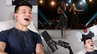 "Vocal Coach Reacts to Shawn Mendes & Miley Cyrus Singing ""In My Blood"""