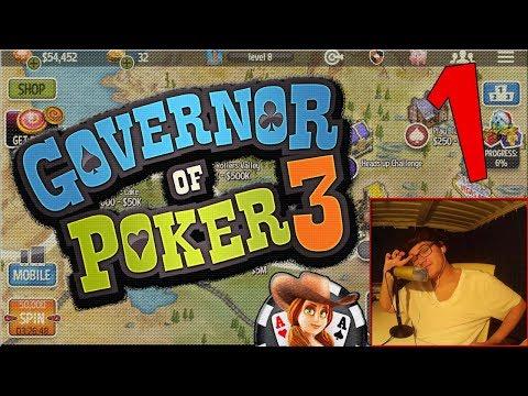 Governor of Poker 3 |#1| ESA JAK SE PATŘÍ! HRAJEME POKER! |CZ|