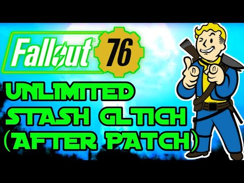 Fallout 76- UNLIMITED Carry Weight!! (AFTER PATCH