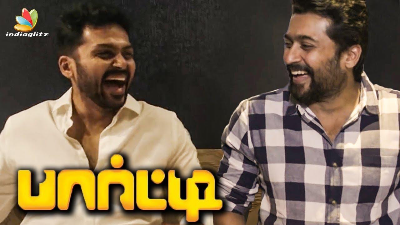 WOW: Surya, Karthi Joins Party Movie Team | Venkat Prabhu | Cha Cha Charey Song