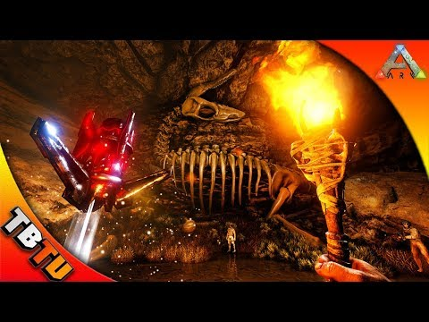 ARTIFACT OF THE CRAG! Torch Skin! Ark Survival SCORCHED