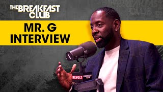 Mr. G. Explains His Connection With Dr. Sebi, Herbal Medicine, His New Book + More