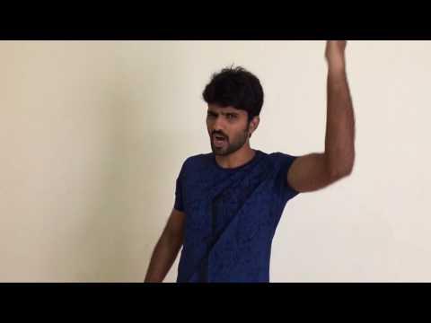 Karna Dialogue - single take, own voice
