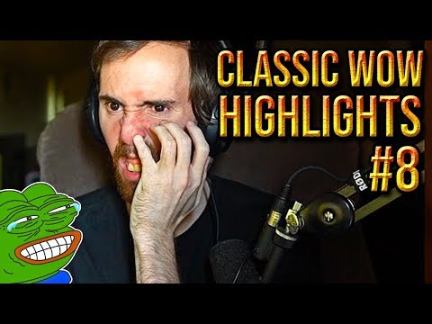 Asmongold Forgets To Turn Off His Stream..Then This Happens - Classic WoW Highlights #8