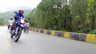 Y-Ride Islamabad! Yamaha Riders Club Riding event!
