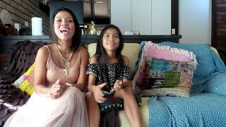 A WHOLE NEW WORLD By Mi&minimi (Mother And Daughter Broadway Duetrendition)