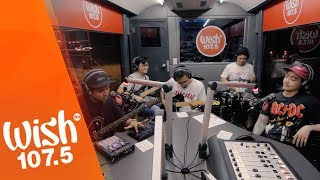 "Chicosci performs ""Revalation!"" LIVE on Wish 107.5 Bus"