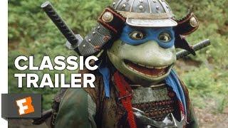 Teenage Mutant Ninja Turtles III (1993) Video