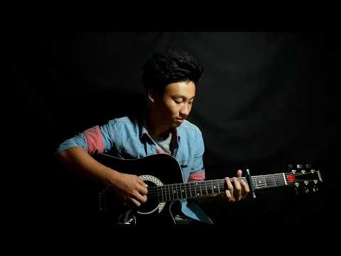 Tadhana Up Dharma Down Fingerstyle Guitar Cover