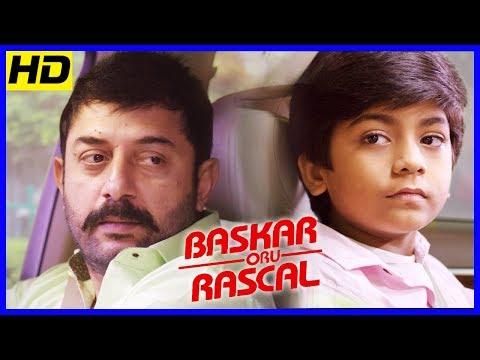 Bhaskar Oru Rascal Official Trailer Arvind Swami Amala Paul