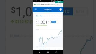 How to get a Transaction Hash I.d on Coinbase Bitcoin wallet using a Phone.