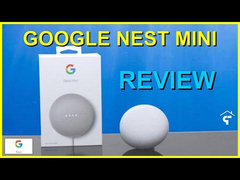 Google Nest Mini - A nova caixa de som smart do Google agora oficialmente no Brasil