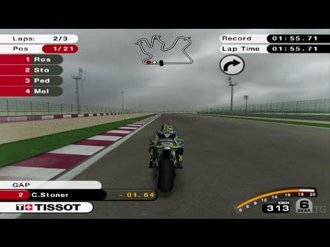 Gameplay de MotoGP 07