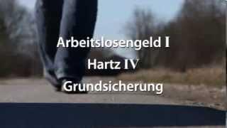 vdK-TV: Arbeitslosengeld I, Grundsicherung, Hartz IV: Was ist was?