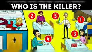 Who is the killer picture,who is the killer riddle,  who is the killer riddle answer,#Riddlefortoday