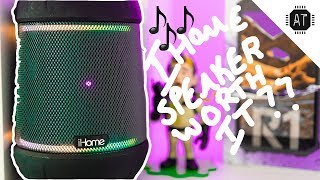Is this rugged 360 bluetooth speaker worth it - iHome IBT158
