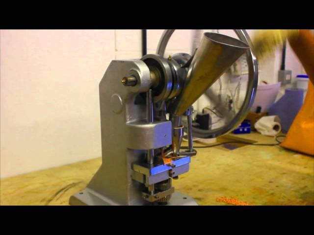 TDP 0 Introductory Video – LFA Tablet Presses