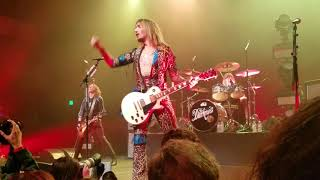 The Darkness Open Fire & Love is Only A Feeling Live at the Fonda 2018