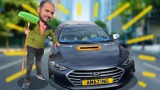 200 TL ile Melih'in Babasının Arabasına En İyi Hediyeyi Kim Alacak?
