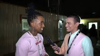 Nene Amenazzy habla de Premios Juventud y colaboración con Don Omar