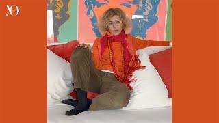 """Teresa Sapey: """"El color naranja es efervescente y te alegra la vida''"""