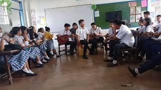 binalewala Tinamaan at umiyak Binalewala cover group activity